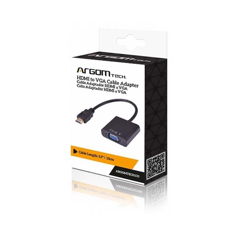 Adaptador HDMI A VGA  1