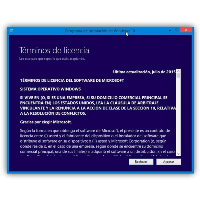 LICENCIA DIGITAL WINDOWS 10 PRO 32/64 1