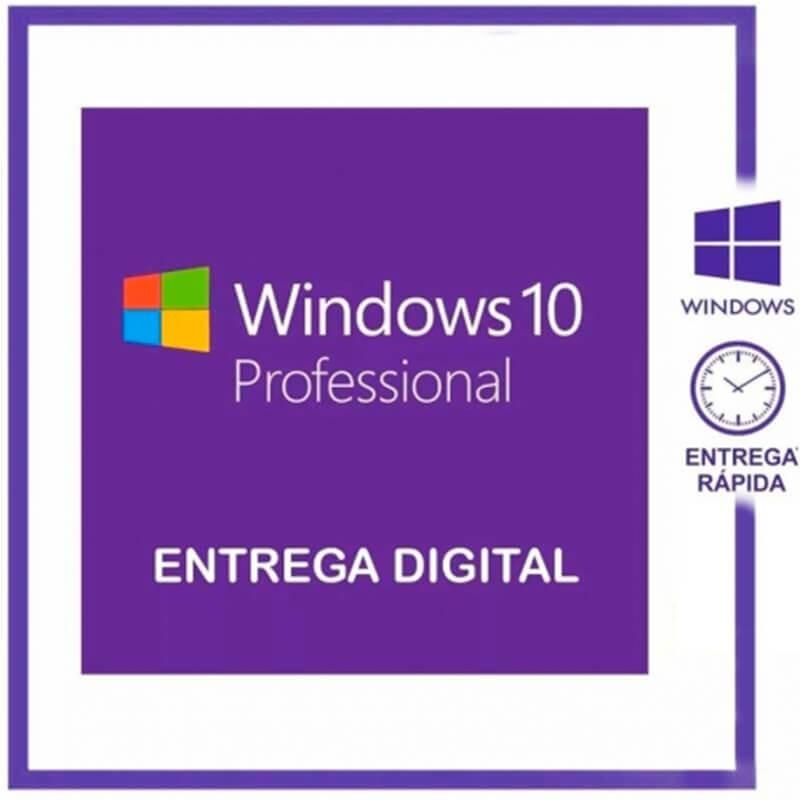 LICENCIA DIGITAL WINDOWS 10 PRO 32/64 3