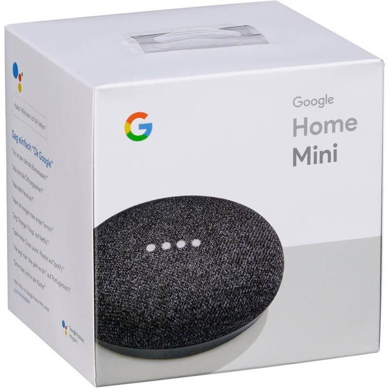 GOOGLE HOME MINI 1
