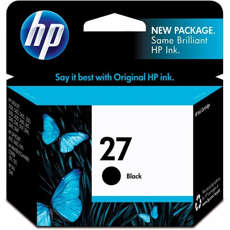 TINTA HP 27