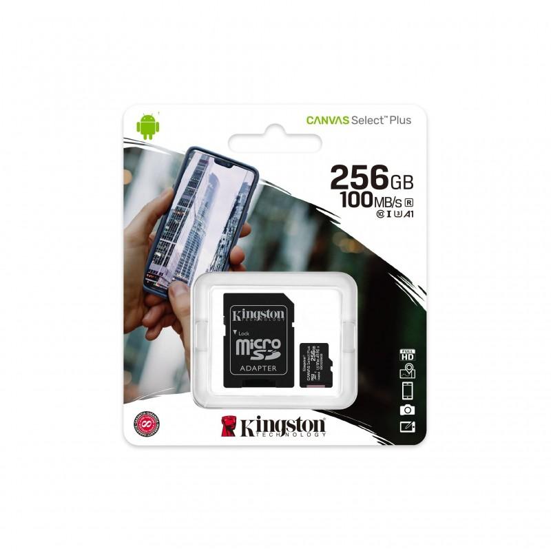 TARJETAS MICRO SD 256GB UHS-3 2