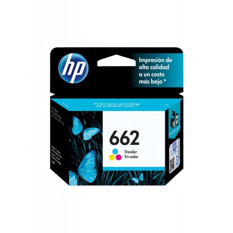 TINTA HP 662 TRICOLOR