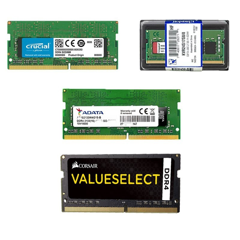 Memoria Ram DDR3 8GB 204 pines