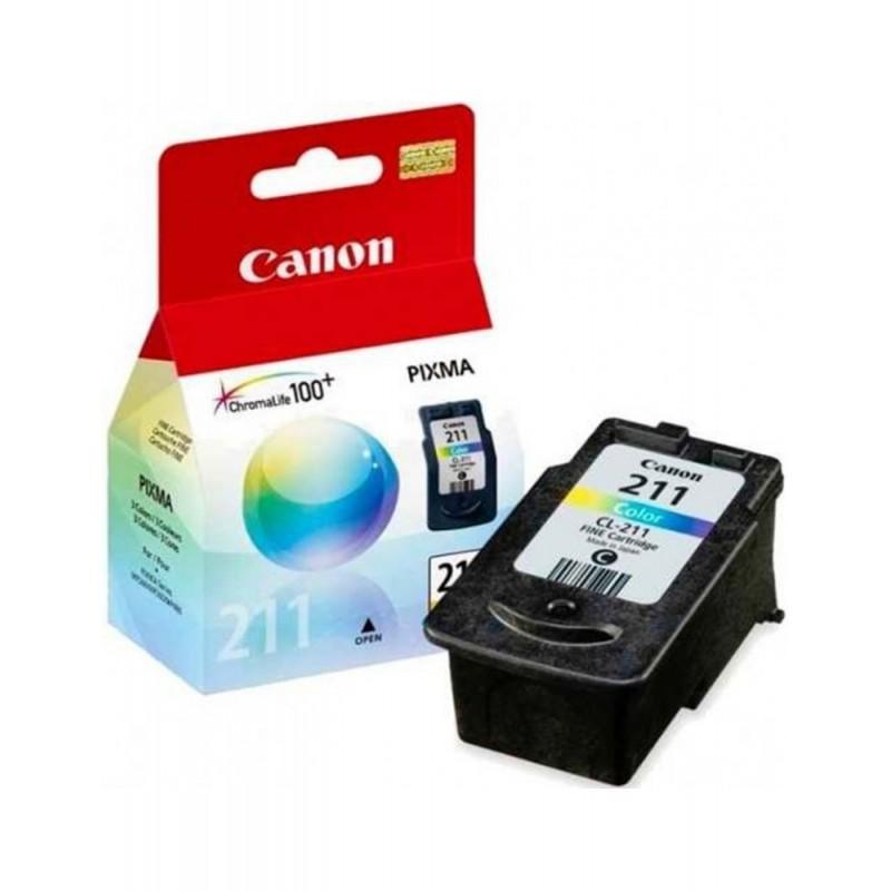 Tinta Canon 211