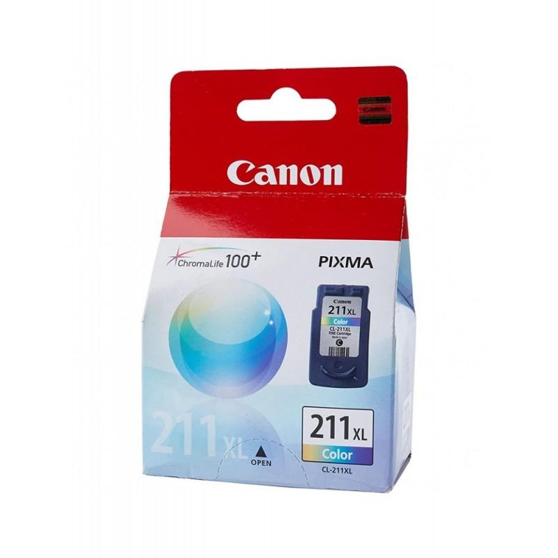 Tinta Canon 211 XL