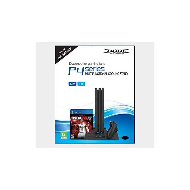 Base Enfriadora De PS4 2