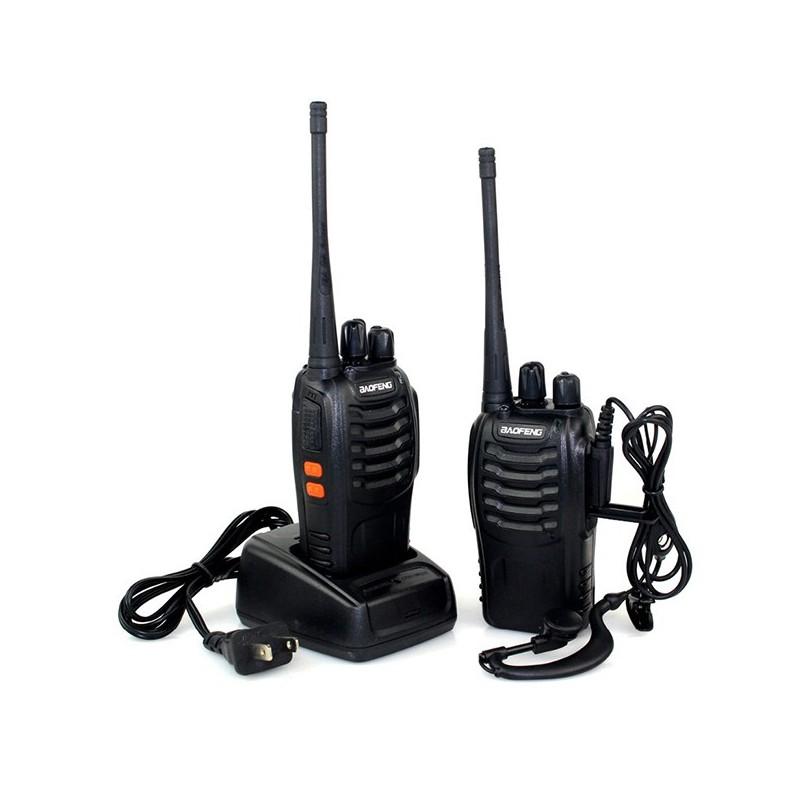 Radios Walkie Talkie Baofeng 888S 1