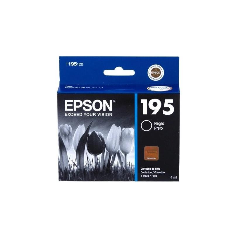 Tinta Epson Negro 195