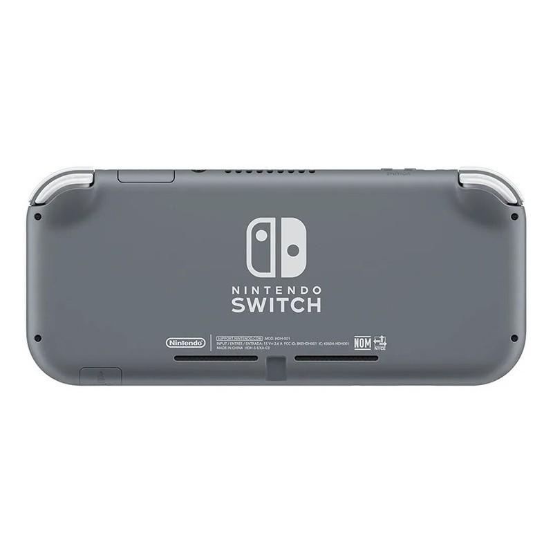 Nintendo Switch lite Gris  3