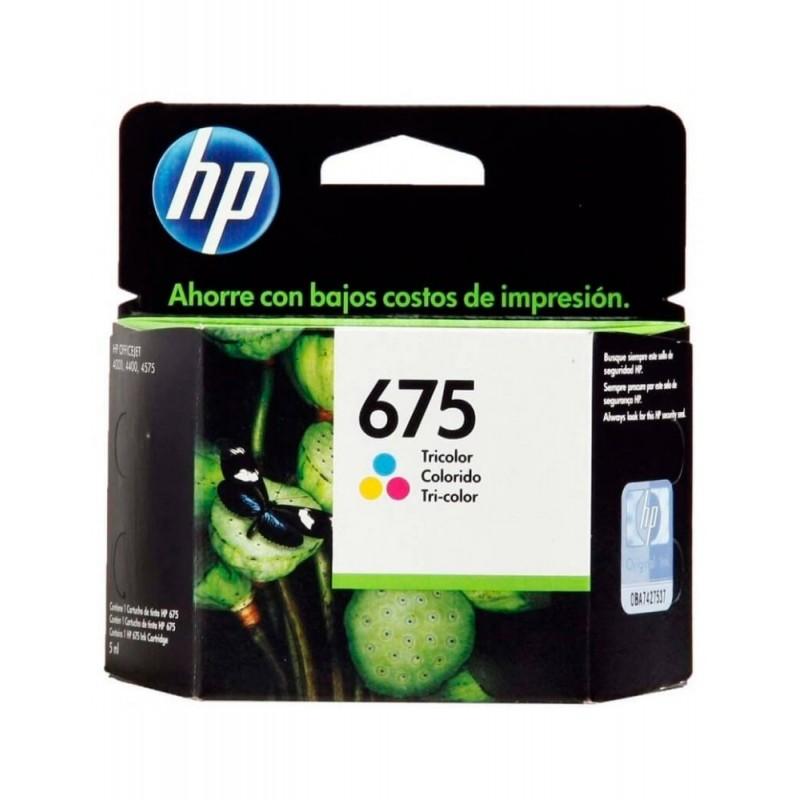 TINTA HP 675