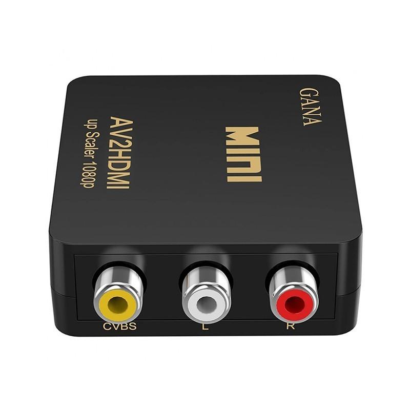 Adaptador HDMI RCA 1
