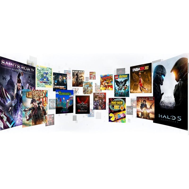 Lista De Juegos Xbox one