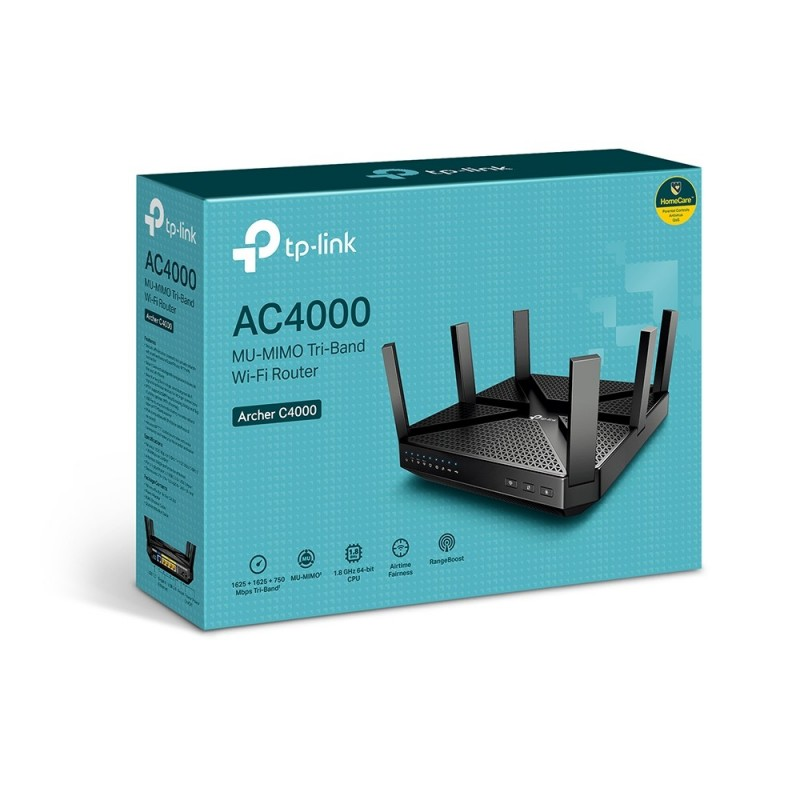 Router TP-LINK AC4000 1
