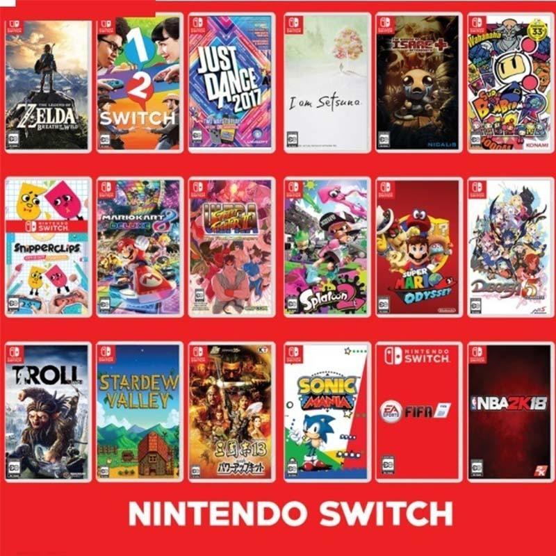Lista De Juegos Nintendo Switch 3