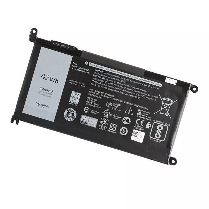 Bateria Dell wdx0r 1