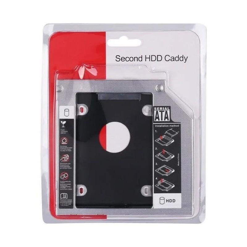 Caddy para disco duro