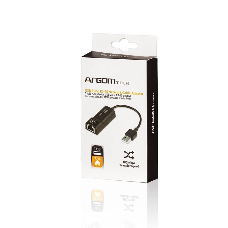 CABLE ADAPTADOR ARGOM TECH USB 2.0