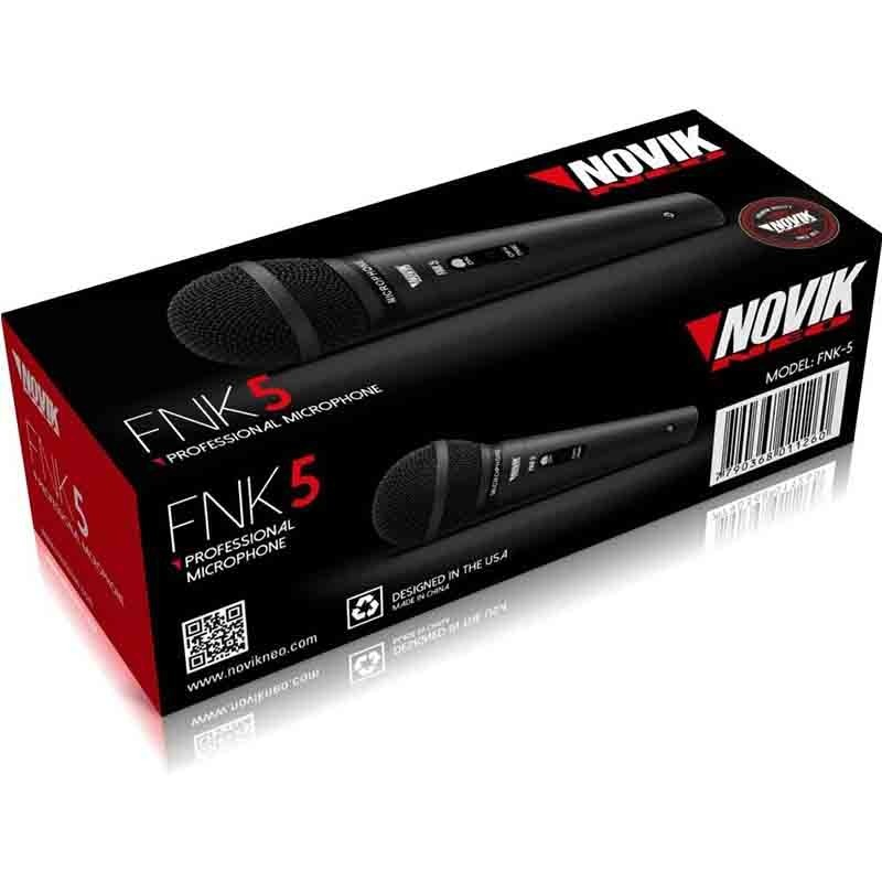 MICROFONO NOVIK NEO FNK5 1