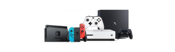 Consolas de videojuegos para tu entretenimiento